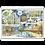 """Thumbnail: Puzzle 50x70 """"Milano"""" LineaGoccioline di Mirka Perseghetti"""