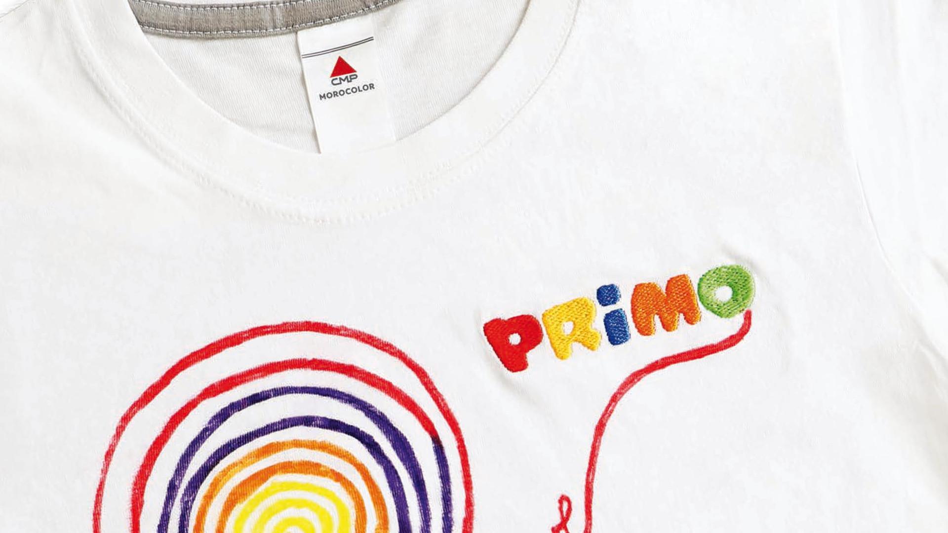 Colori per tessuto PRIMO
