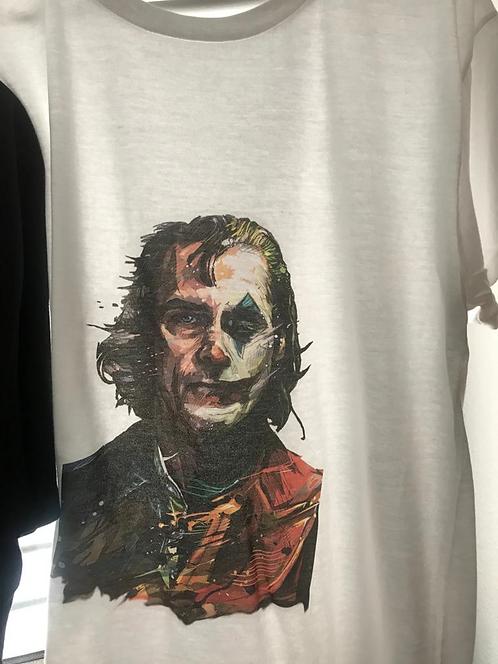 "Copia di T shirt stampata ""Joker"""