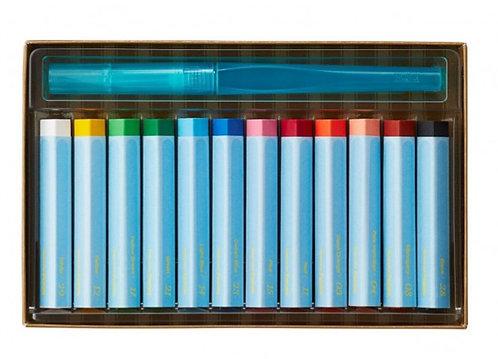 Set pastelli acquash pastels