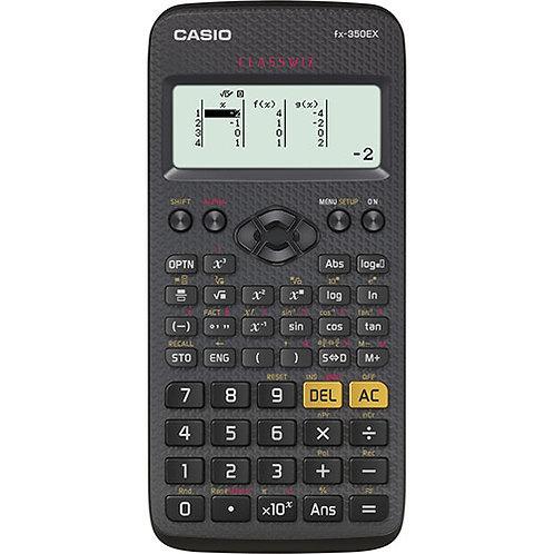 Calcolatrice tecnico scientifica CASIO fx-350EX