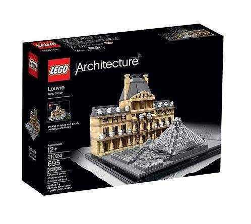 "LEGO Architecture ""LOUVRE"""