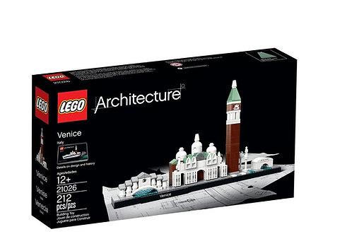 """LEGO Architecture """"VENEZIA"""""""