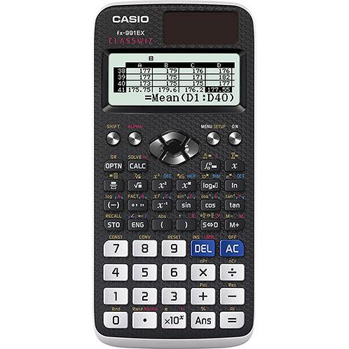 Calcolatrice tecnico scientifica CASIO fx-991EX