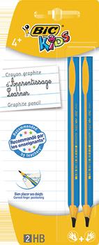 n.2 Learner graphite pencil BIC KIDS