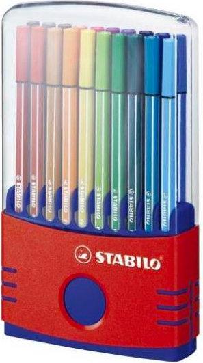 STABILO pen 68 color parade 20 pennarelli
