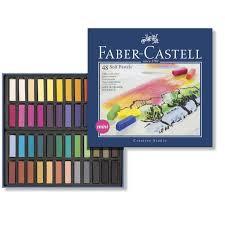 Soft pastels mini confezione da 48 FABER CASTELL