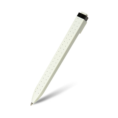 Penna go pen Dotted avorio MOLESKINE