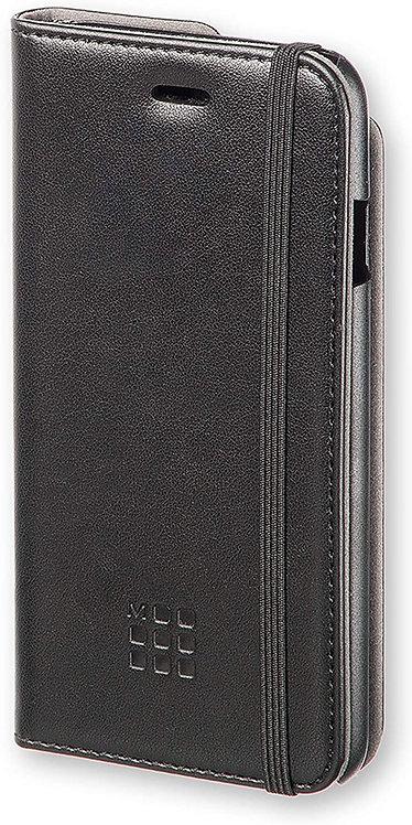 Cover i phone 6 a libro + porta carte MOLESKINE