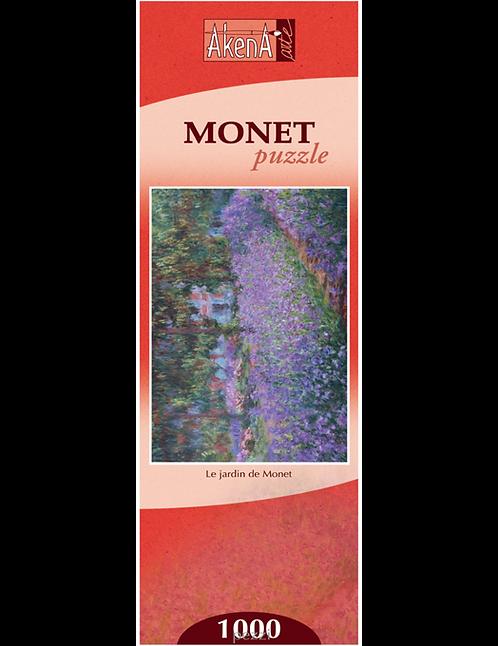 PUZZLE MONET Le Jardin