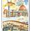 """Thumbnail: Puzzle 50x70 """"Firenze"""" LineaGoccioline di Mirka Perseghetti"""