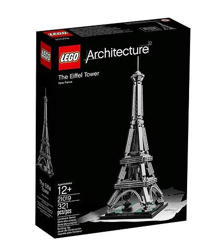 """LEGO Architecture """"La Tour Eiffel"""""""