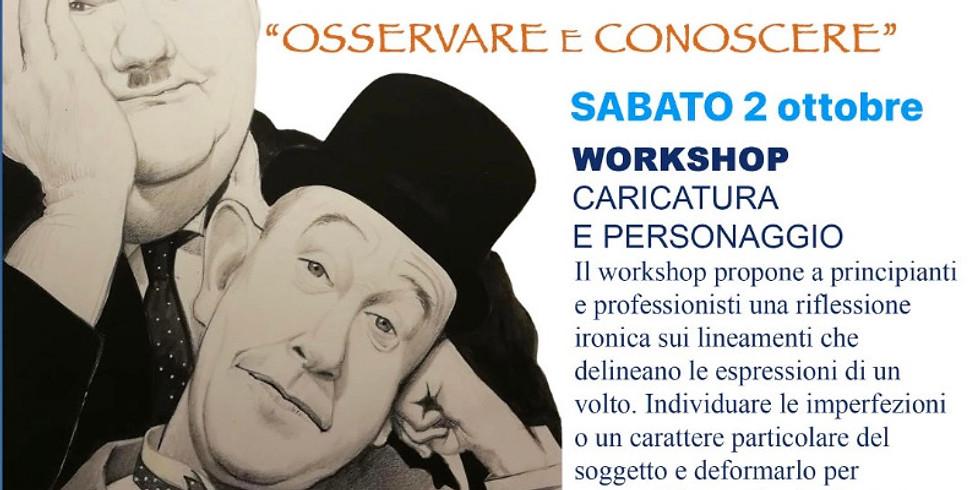 """Festival del disegno Fabriano """"Caricatura e personaggio"""""""
