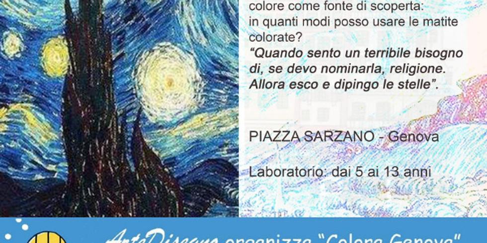 """Festival del disegno Fabriano """"Matite colorate"""""""