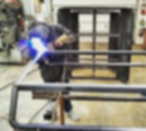 AOT trailer manufacturing steel production welding fabrication idaho