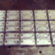 CNC Machining Aluminum Billet Spartan clamp