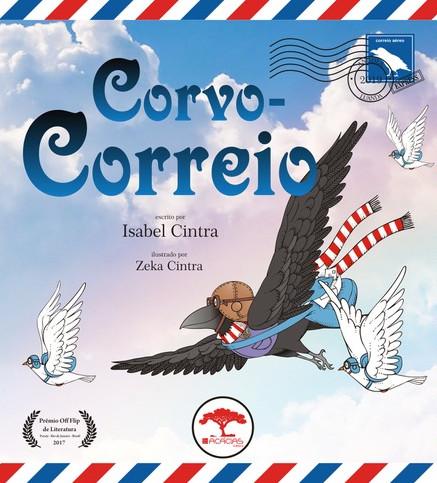 Corvo Correio Angola