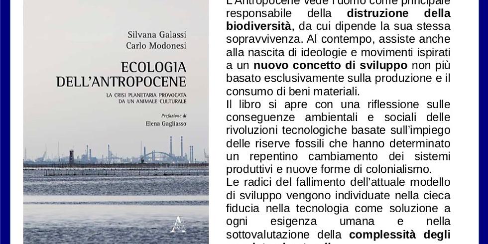"""Presentazione del libro """"Ecologia dell'Antropocene"""""""