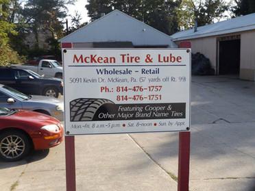 McKean Tire & Lube