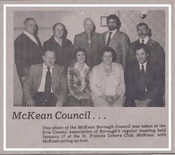 Past Borough Council
