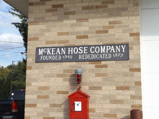 McKean Hose Company