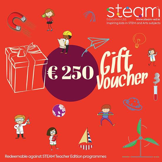 Gift Voucher: €250