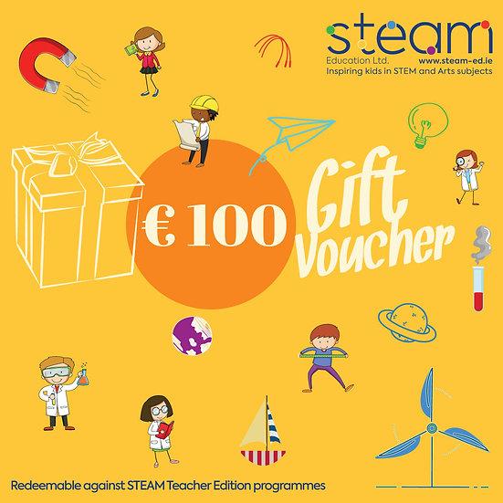 Gift Voucher: €100