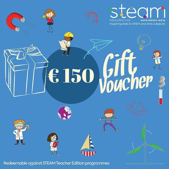 Gift Voucher: €150