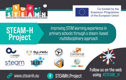 STEAM Teacher Training & Development in Europe