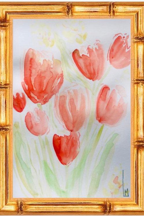 Treasured Tulips
