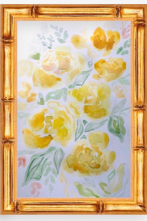 Sunshine and Roses (PRINT)