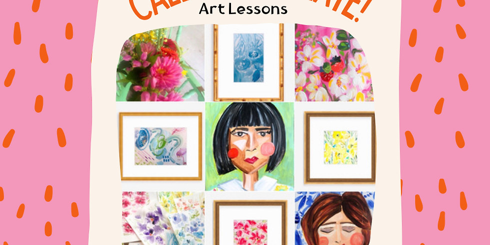 Called to Create! (Art Lessons)