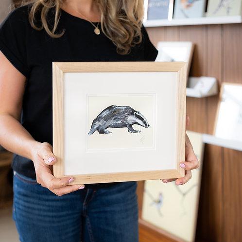 Original Art | Badger