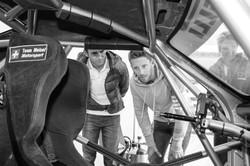 Romain Dumas & Romain Grosjean