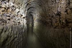 Conduite d'eau souterraine