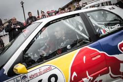 Sébastien Loeb, retour aux sources