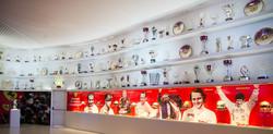 Tous les trophées Ferrari en G.P.