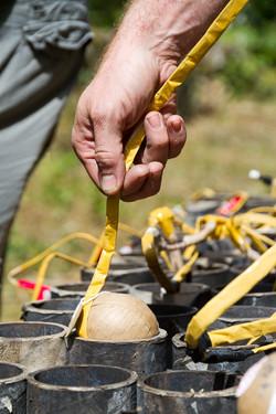 Préparation pyrotechnique