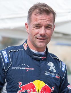 Sébastien Loeb - Pilote de rallye
