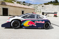 Sébastien Loeb au Ventoux
