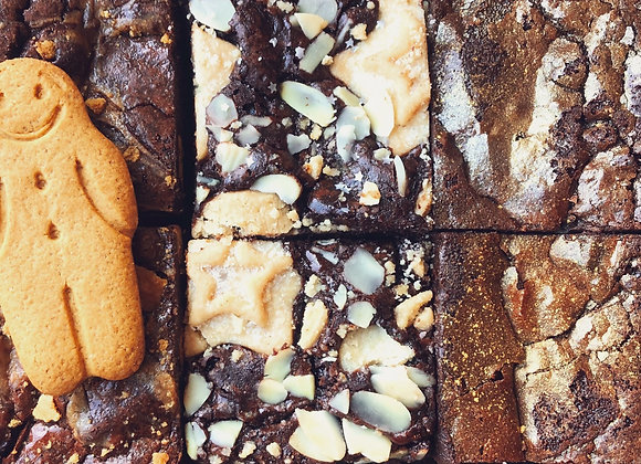 Xmas brownies - collection only 19th DEC
