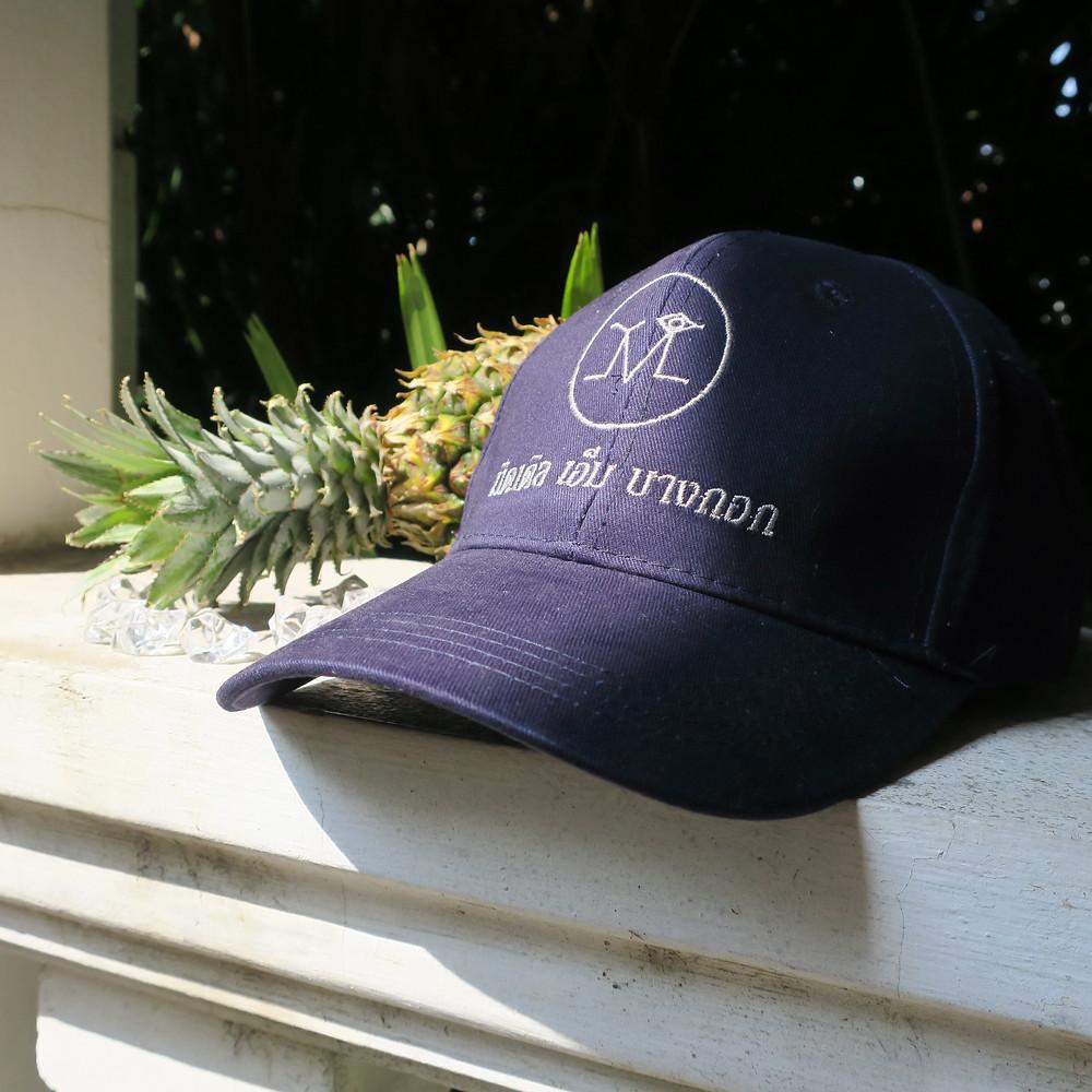 หมวก Middle M บางกอก