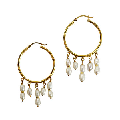 Tako Earrings