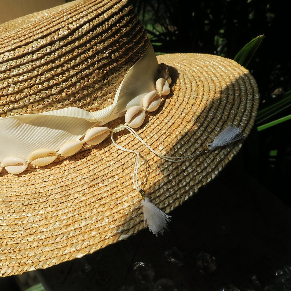 หมวกสาน Middle M