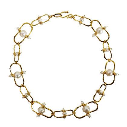 Golden Guardian Necklace