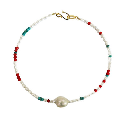 Sea Tribe Necklace
