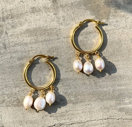 Summer Tako Earrings