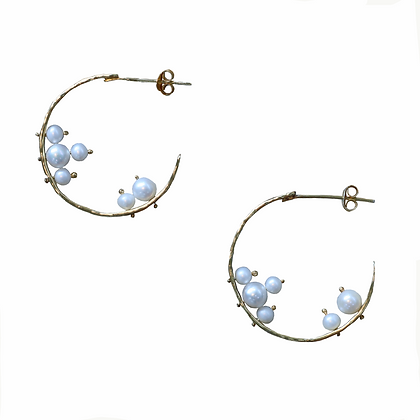 Golden Itchi (Coincidence) Earrings