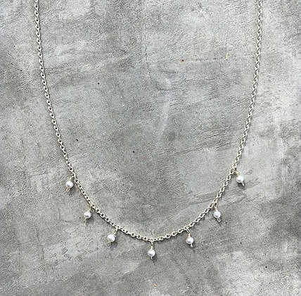 Children of the moon choker/necklace