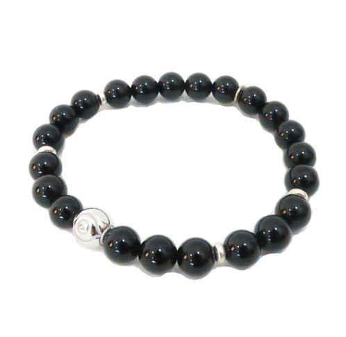 beaded stone onyx new boybeads york bracelet gold shades for black men bead mens with necklace lava of logo